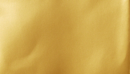 torn paper edge: Gold paper texture or background Stock Photo
