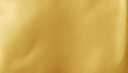 Gold-Papier Textur oder Hintergrund