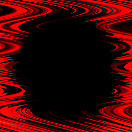 red blur: Abstract waves red blur background