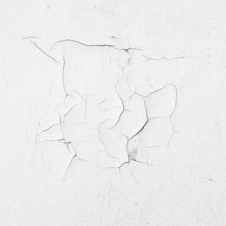 cracked concrete: Cracked concrete wall background Stock Photo