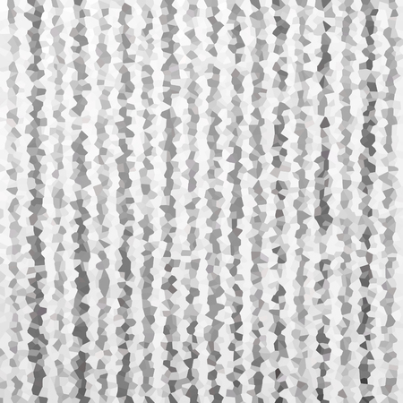 cell wall: abstract black and white mosaic background