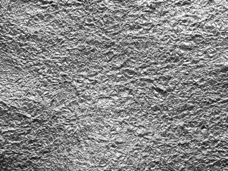 aluminium background: Aluminium foil texture background Stock Photo