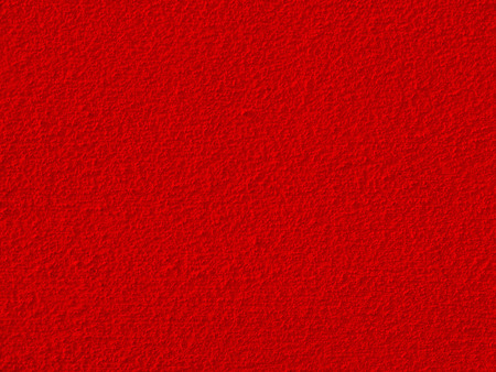 solid background: red wall texture Stock Photo