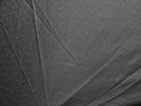black fabric: Black fabric texture detail