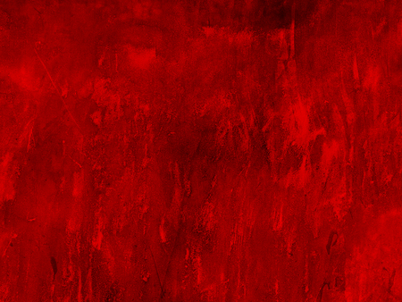 red wall: grunge red wall texture