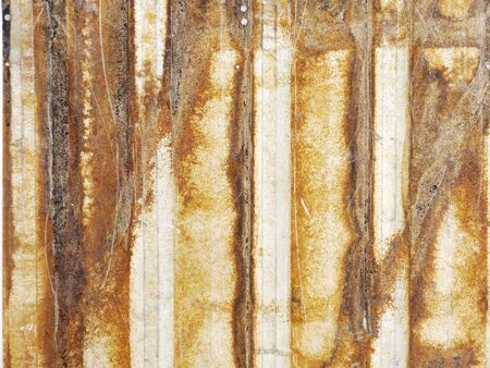 rust: zinc rust Stock Photo