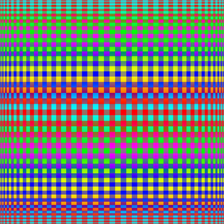 checkered background: Abstract colorful checkered background