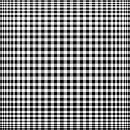 texturized: squares - black and white Stock Photo