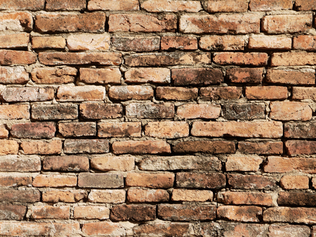ancient brick wall: Ancient brick wall texture