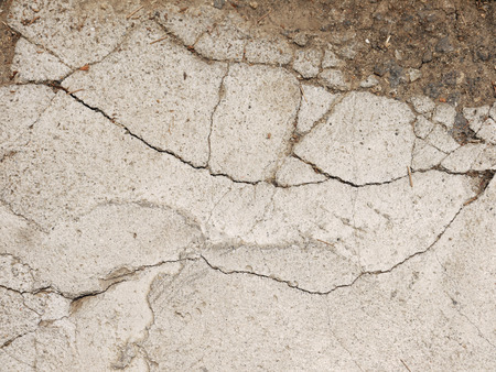 ravel: crack concrete floor texture