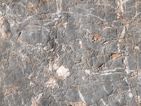 stone with cracks on the surface