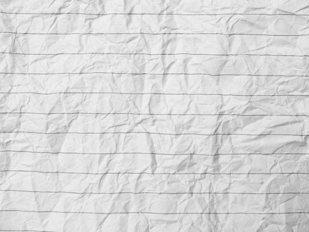 crinkles: Crumpled note paper texture