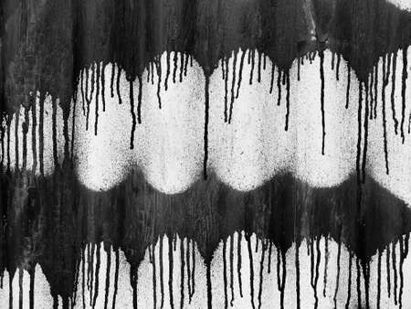 art abstract grunge textured background in black and white pattern