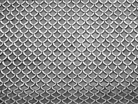 thatcher: metal tile roof background