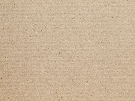 goffer: Brown Paper Box texture Stock Photo