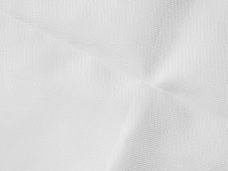 bagging: White fabric texture or background Stock Photo