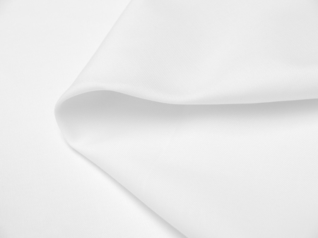 amide: White Crumpled Fabric Texture