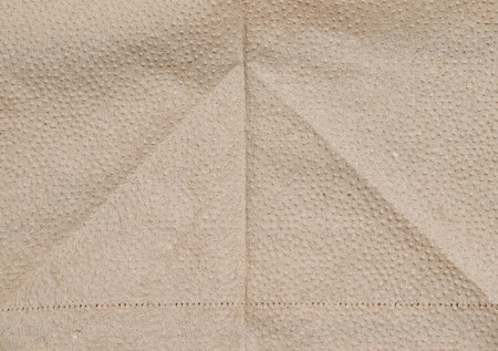 tissue paper: brown tissue paper texture Stock Photo