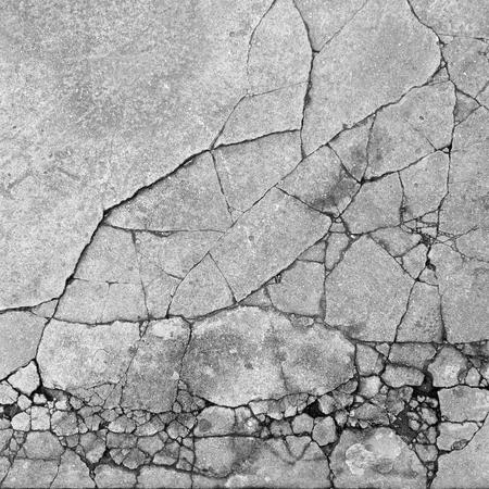 grunge crack floor texture