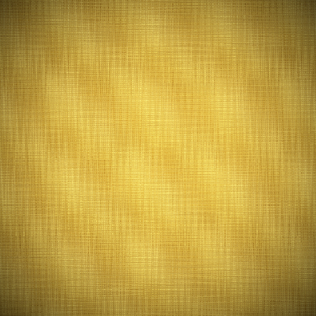 bright center: abstract yellow background or gold Christmas background with bright center spotlight, vintage grunge background texture, gold Christmas paper layout design for luxury holiday background ad Stock Photo