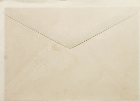 old envelope: Old paper envelope texture Stock Photo
