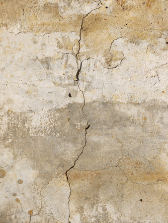 streak lightning: Concrete crack floor texture