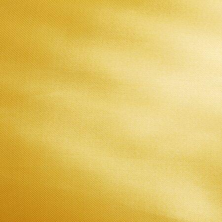 la textura de la tela de seda de oro para el fondo