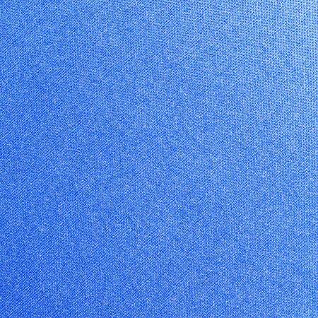 spandex: blue canvas texture background Stock Photo