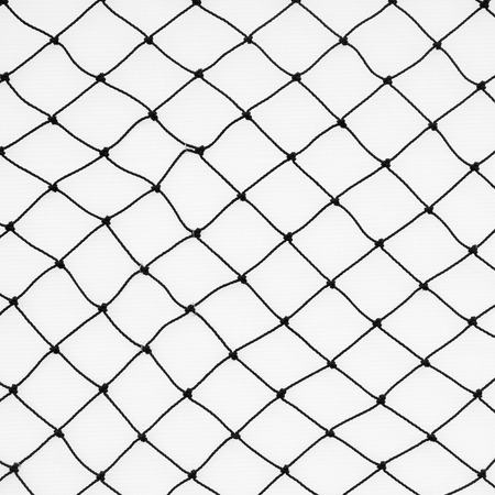 bretagne: Fishing net with space for your text Stock Photo