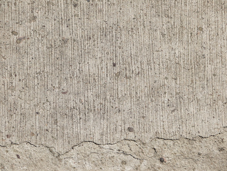 or shatter: Cracked concrete floor texture closeup background