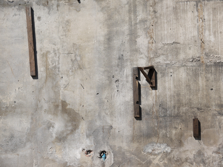worn: Worn Concrete Wall
