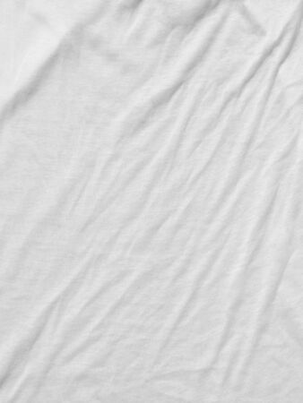 rumple: white crumpled fabric cloth texture