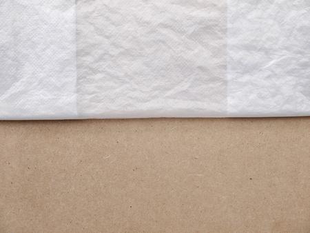 plastic bag: White Plastic Bag