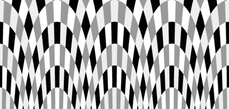 visually: Abstract Black and white background