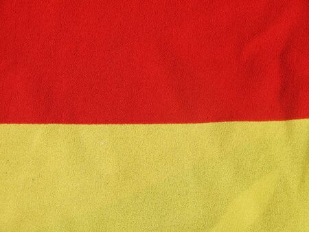 red and yellow fabric cloth texture