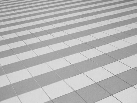 tile pattern: tile on floor pattern Stock Photo