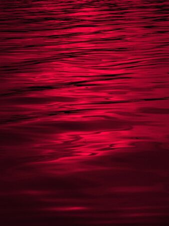 water wave: red water wave background
