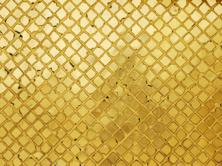 tile wall: gold tile wall texture