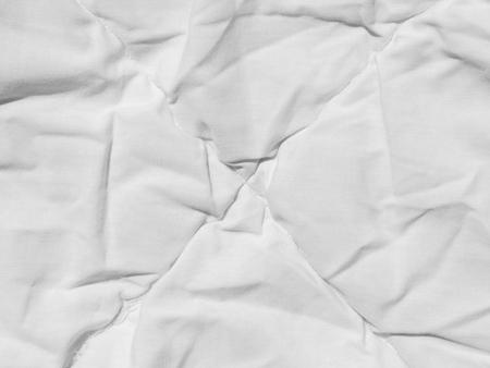 bedsheet: white fabric cloth bedsheet texture