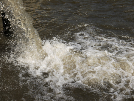 frowzy: Waste water river