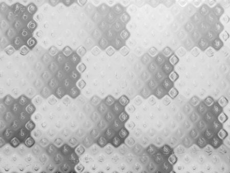 cushioning: plastic pattern texture Stock Photo