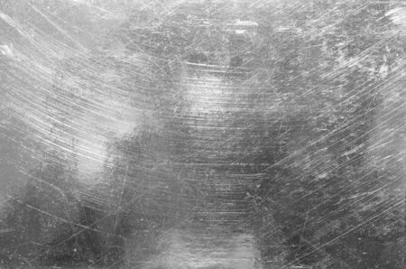 metalized: silver paper texture Stock Photo