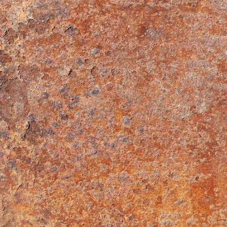 rusted background: Background texture of Rusted steel Stock Photo
