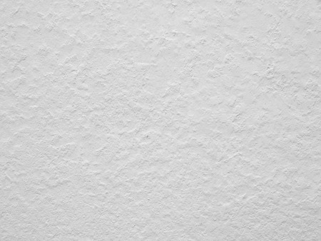 roughcast: White wall texture or background Stock Photo