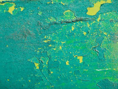 scratches: green metal surfacetexturebackground with scratches