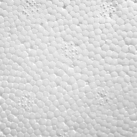 styrene: Styrofoam texture background Stock Photo