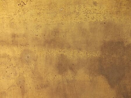 brass plate: gold steel texture old