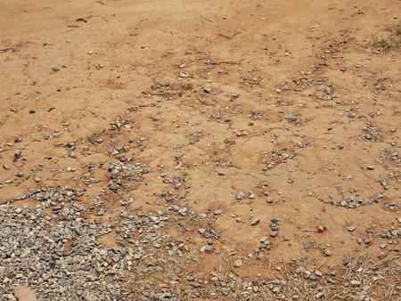 Red Dirt Road texture 版權商用圖片