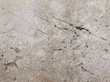 cracked concrete: Grunge concrete cement wall with crack in industrial building, great for your design and texture background