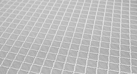Closeup Gray Fabric Sofa Texture Stock Photo 60686685